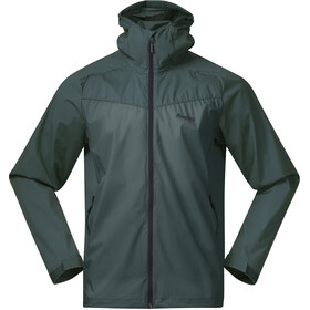 Bergans Microlight Jacket Men, forest frost/solid charcoal